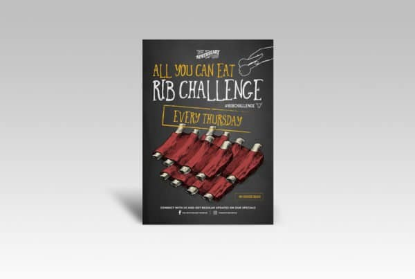 ribs poster the apothecary