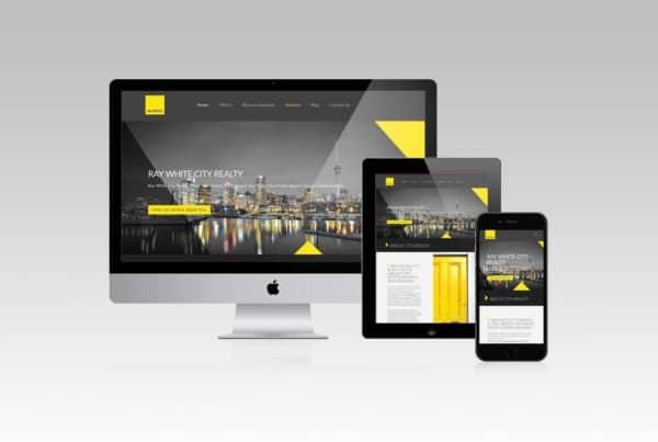 Ray White Web Developer